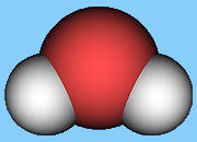 Molekula vody